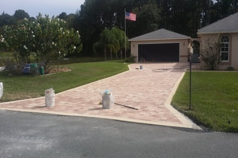 Fire pit Installation Tampa
