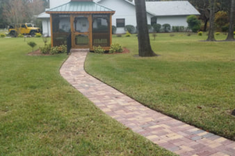 Hardscaping Spring Hill FL